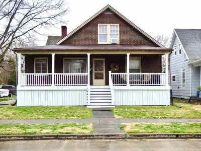 Ironton Single Family Home For Sale: 1824 S 7th Street