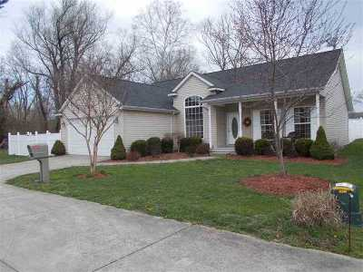 Barboursville Single Family Home For Sale: 8 Childers Court