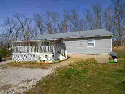 Barboursville Single Family Home For Sale: 879 Fudges Creek Rd