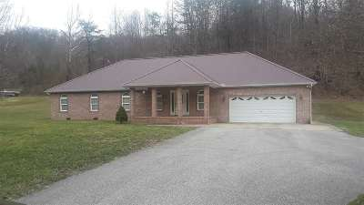 Proctorville Single Family Home For Sale: 2512 County Road 12