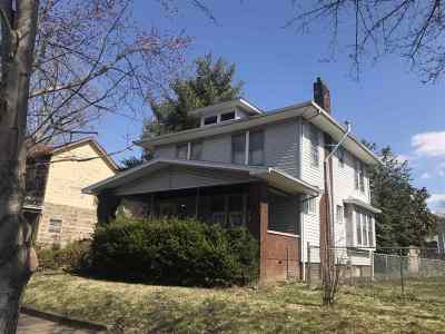 Ironton Single Family Home For Sale: 1007 S 4th Street