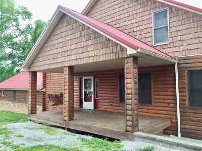 Chesapeake Single Family Home For Sale: 317 County Road 123