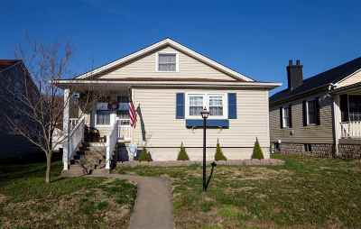Ironton Single Family Home For Sale: 2523 S 10th Street