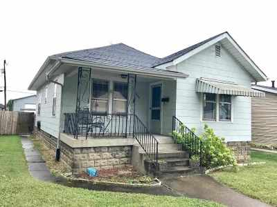 Ironton Single Family Home For Sale: 2434 S 9th Street