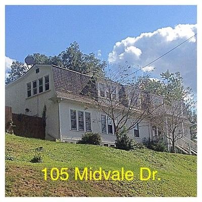 Huntington Single Family Home For Sale: 105 Midvale Drive