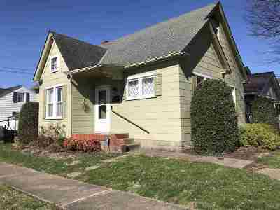 Ironton Single Family Home For Sale: 1534 S 7th Street