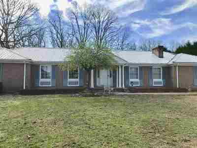 Huntington Single Family Home For Sale: 1600 Grant Dr