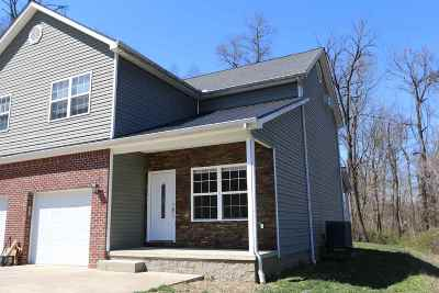 Chesapeake Single Family Home For Sale: 54 Township Road 1378a