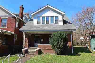 Huntington Single Family Home For Sale: 915 Eutaw Pl
