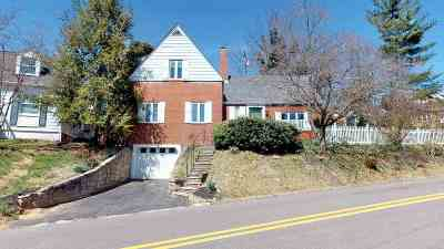 Huntington Single Family Home For Sale: 1924 Wiltshire Drive