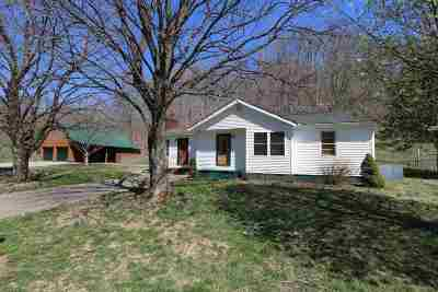 Proctorville Single Family Home Back On Market: 1958 Co. Rd.12