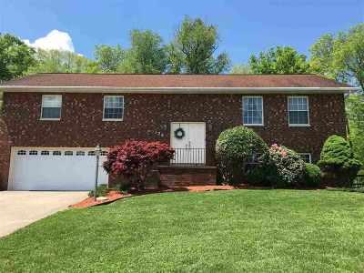 Milton Single Family Home For Sale: 1124 Sunset Terrace
