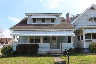 Huntington Single Family Home For Sale: 84 27th Street
