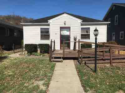 Ironton Single Family Home For Sale: 2609 S 11th Street