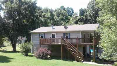 Huntington Single Family Home For Sale: 3533r Norwood Road