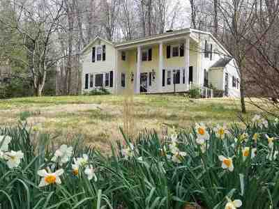 Huntington Single Family Home For Sale: 2095 Miller Road