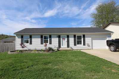 Proctorville Single Family Home For Sale: 11 Township Road 1137