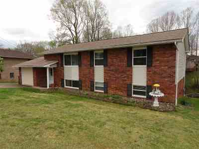 Milton Single Family Home For Sale: 1133 Scenic Drive