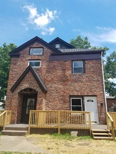 Huntington WV Multi Family Home For Sale: $84,900