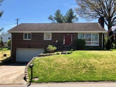 Huntington Single Family Home For Sale: 120 Elwood Avenue