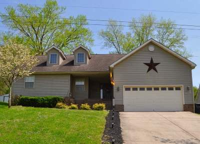 Chesapeake Single Family Home For Sale: 48 Township Road 1178