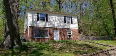 Huntington WV Single Family Home For Sale: $82,000