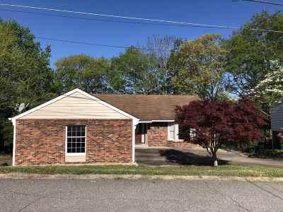 Huntington WV Single Family Home For Sale: $169,900