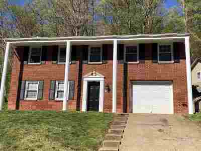 Huntington WV Single Family Home For Sale: $169,000