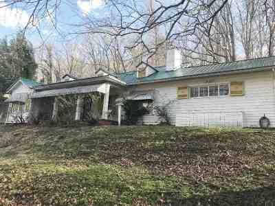 Huntington WV Single Family Home For Sale: $50,000