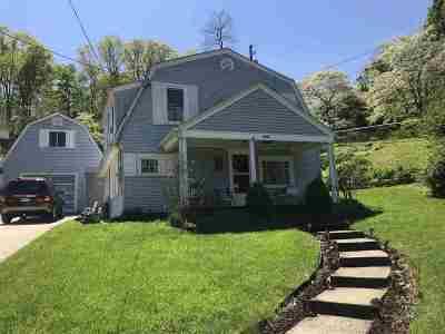 Huntington WV Single Family Home For Sale: $95,000