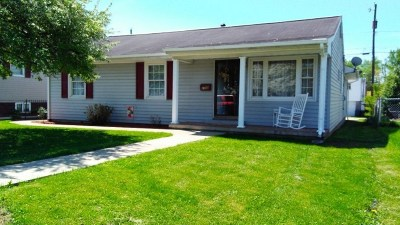 Single Family Home For Sale: 2108 N 2nd Street