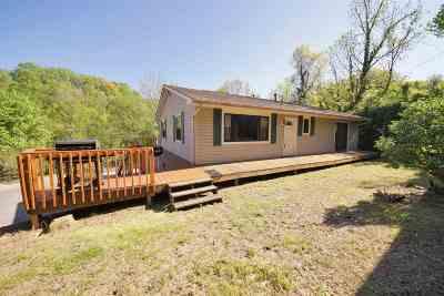 Kenova Single Family Home For Sale: 277 Centennial Drive