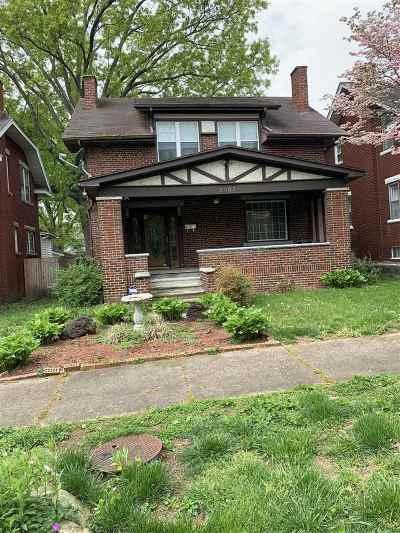 Huntington WV Single Family Home For Sale: $115,000