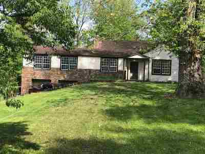 Barboursville Single Family Home For Sale: 1 Taylor Road