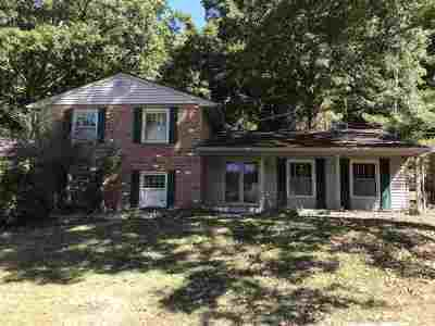 Lawrence County Single Family Home For Sale: 2025 Woodland Dr
