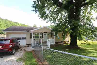 Proctorville Single Family Home For Sale: 110 Township Road 1278