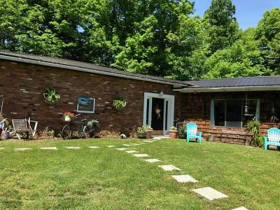 Lawrence County Single Family Home For Sale: 298 Private Drive 865, Cty Rd. 18