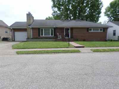 Chesapeake Single Family Home For Sale: 607 2nd Avenue