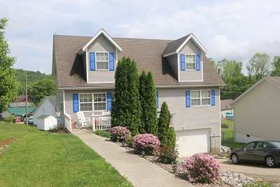 Chesapeake Single Family Home For Sale: 206 Township Road 1288