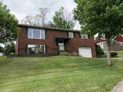 Barboursville Single Family Home For Sale: 1550 Rear Main Street