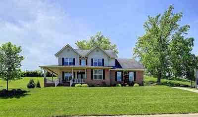 Milton Single Family Home For Sale: 144 Thoroughbred Way