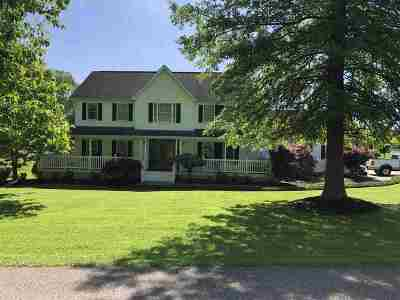 Milton Single Family Home For Sale: 2 Northern Dancer Drive
