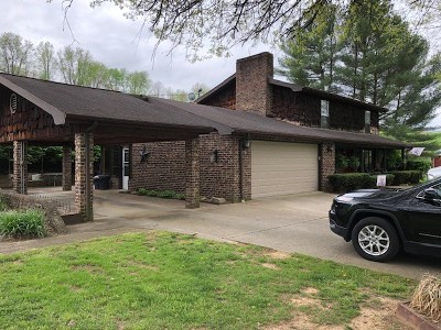 Milton Single Family Home For Sale: 1601 Newmans Branch Rd