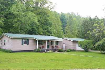 Milton Single Family Home For Sale: 3298 McComas Branch Road