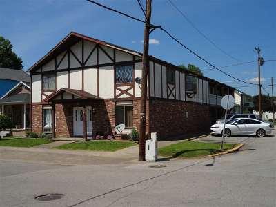 Kenova Multi Family Home For Sale: 901 Chestnut Street