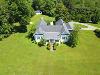 Chesapeake Single Family Home For Sale: 1278 County Road 35