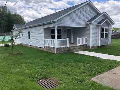 Milton Single Family Home For Sale: 510 Florida Street