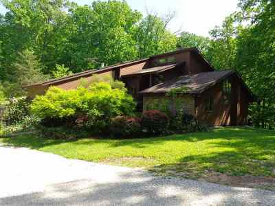 Barboursville Single Family Home For Sale: 1014 Johnson Branch Road