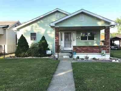 Ironton Single Family Home For Sale: 2225 S 6th Street
