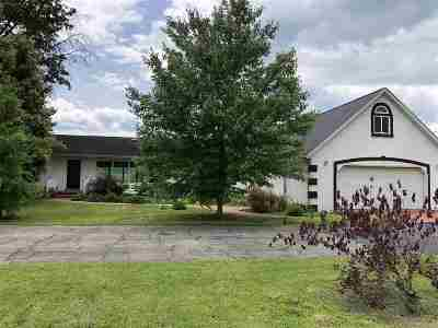 Single Family Home For Sale: 6650 Cty. Rd. 1